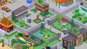 simpsons game review